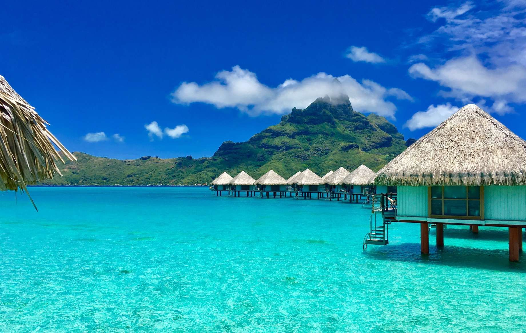 The World S Best Unexpected Places For Couples Vacations Tahiti Vacations Best Vacations For Couples Couples Vacation