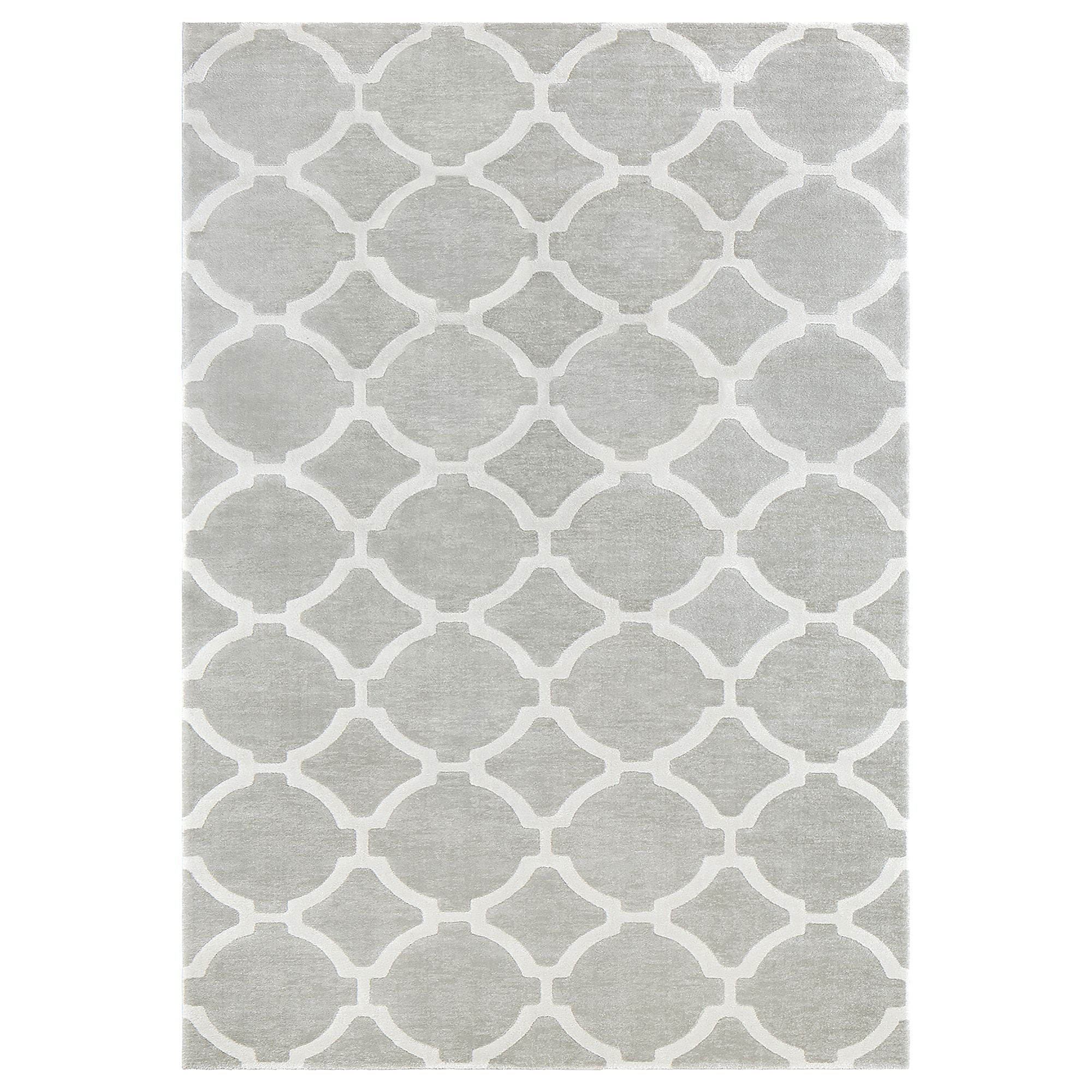 Ikea Hillested Rug Low Pile Gray White In 2019