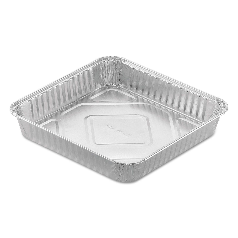 Handi Foil Of America 404835 Aluminum Square Cake Pan 32 4 Oz 7