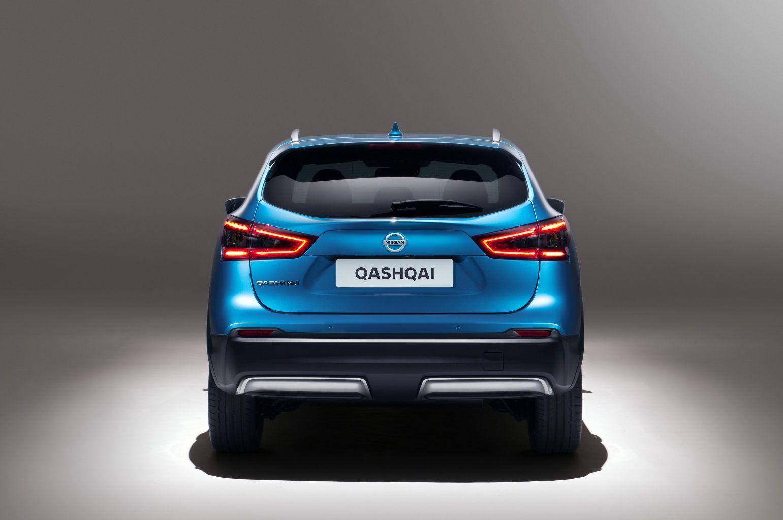 Картинки по запросу Nissan Qashqai сзади