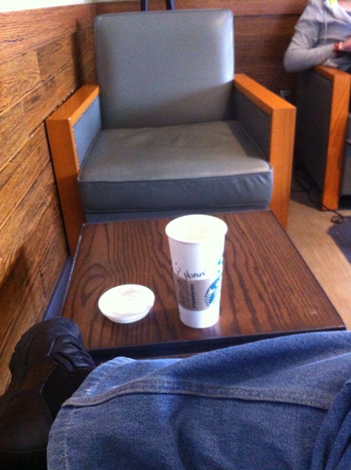 Café para entrar en ambiente