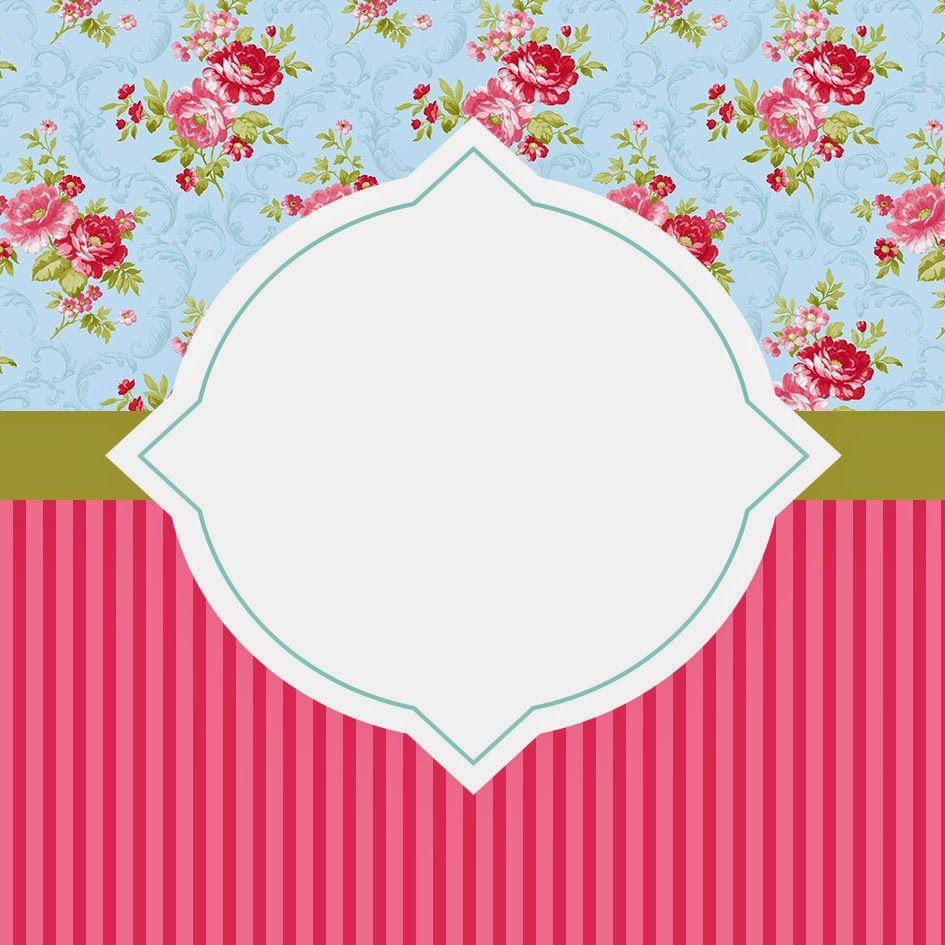 Tag Etiquetas Shabby Chic Grátis | Layouts, Template and Decoupage