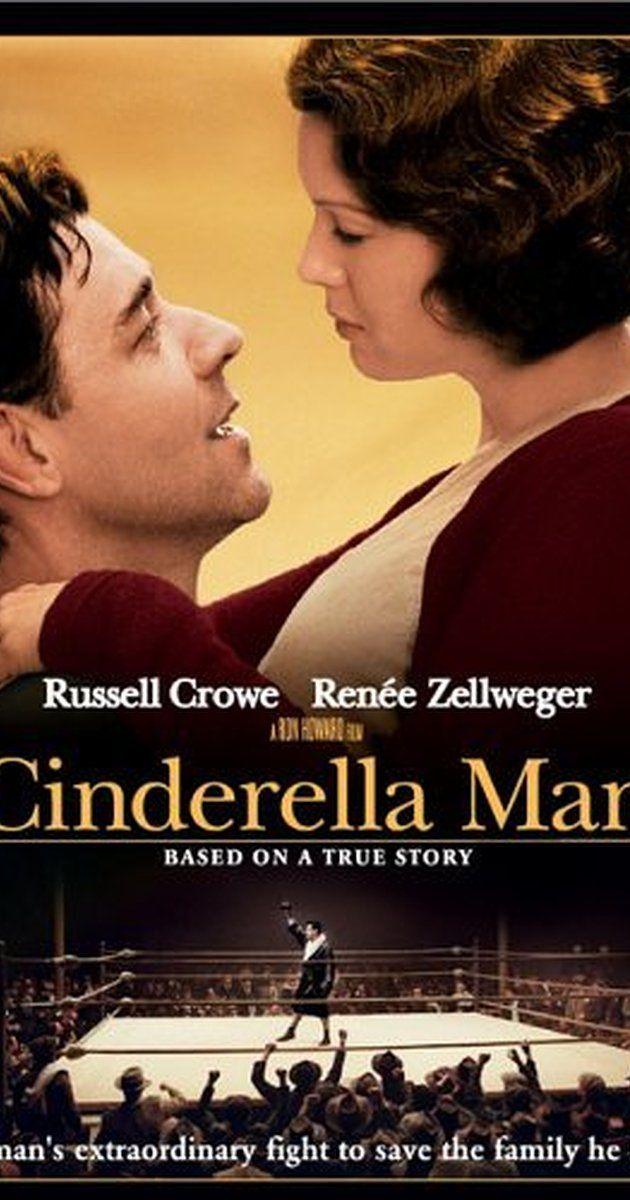 Cinderella Man 2005 Renee Zellweger Man Movies Russell Crowe