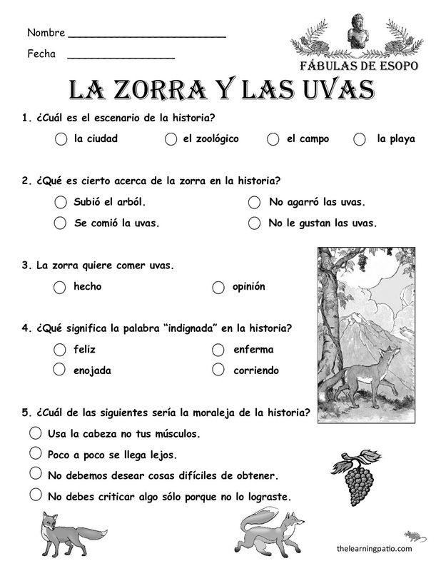 Picture Lecturas Para Comprension Lectora Comprensión Lectora Primaria Tipos De Texto