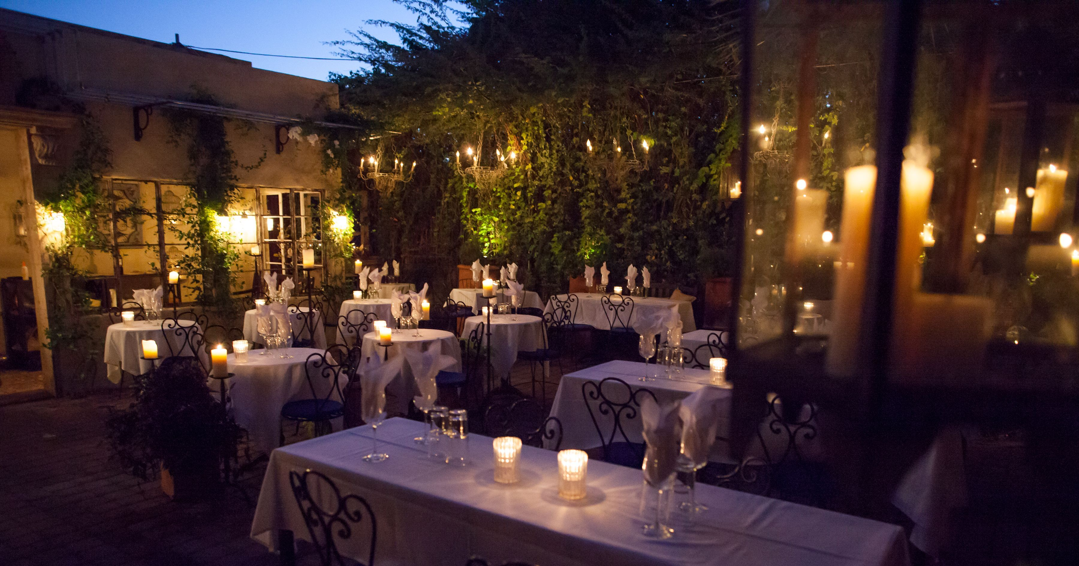 These Are The Most Romantic Restaurants In The Country