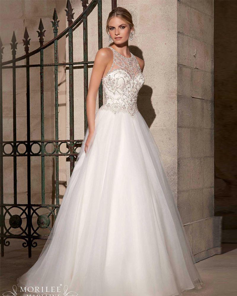 Click to buy ucuc luxury vestido casamento bridal gown vestido de
