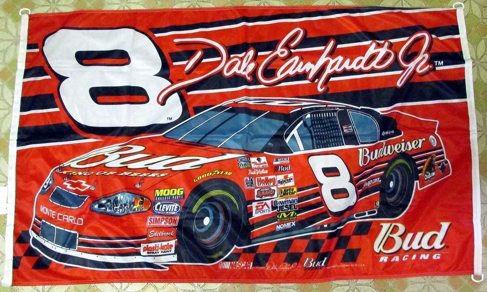 WinCraft Kurt Busch 3x5 Foot Flag