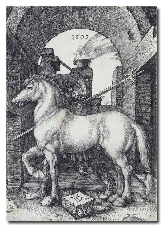 Reprodukcja Albrecht Durer kod obrazu durer284