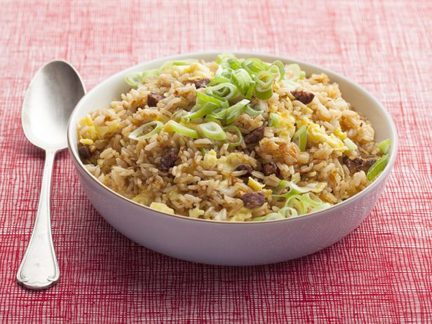 Traditional mandarin fried rice from foodnetwork side dishes traditional mandarin fried rice east meets west with ming tsai food network forumfinder Images