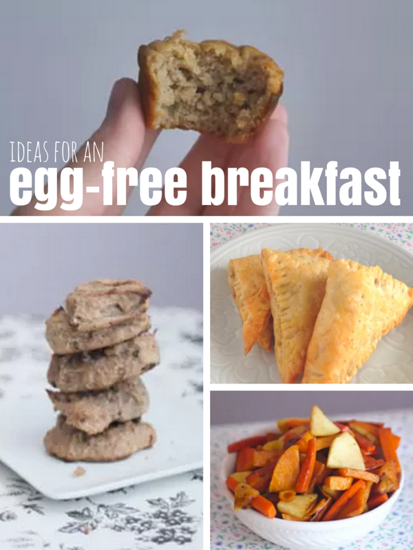 Some Ideas For An Egg Free Breakfast
