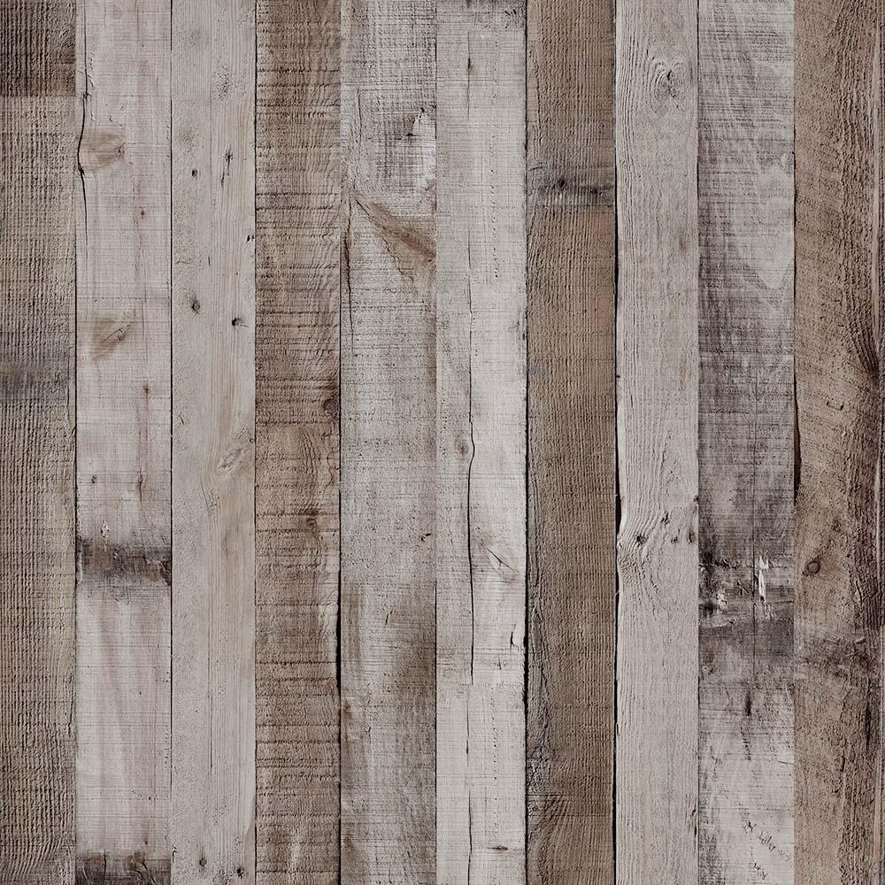 Dundee Deco Falkirk Mcgowen Distressed Brown Beige Planks Peel And Stick Strippable Wallpaper Cov Wood Wallpaper Peel And Stick Wallpaper Wood Plank Wallpaper