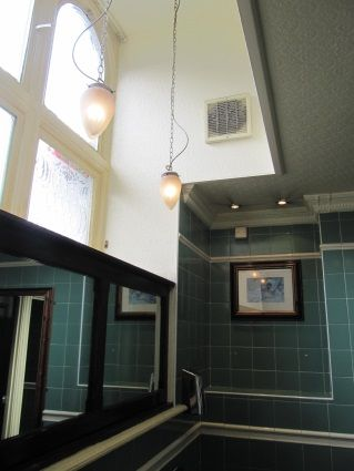 Ladies toilet at The Philharmonic Dining Rooms -pub, Liverpool by C Hudson