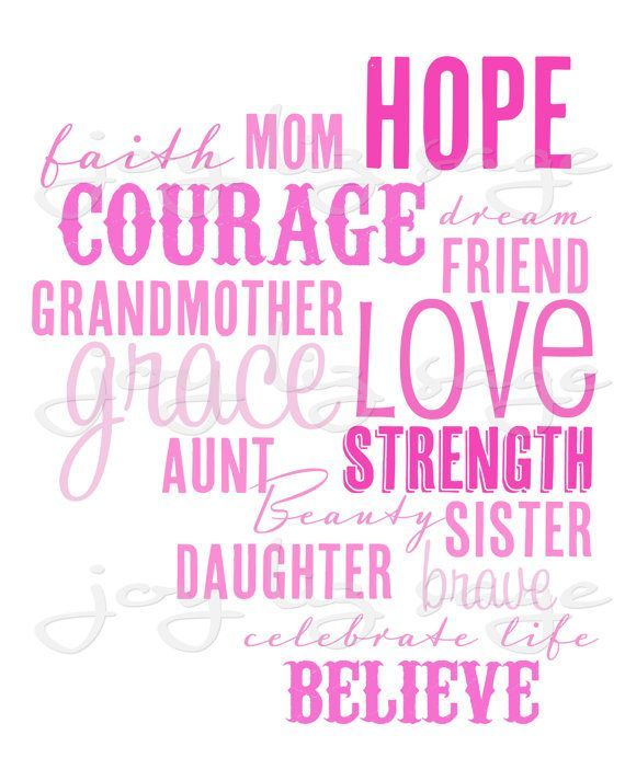 Breast Cancer Quotes Custom Breast Cancer Awareness Month Is In Octoberdescription From