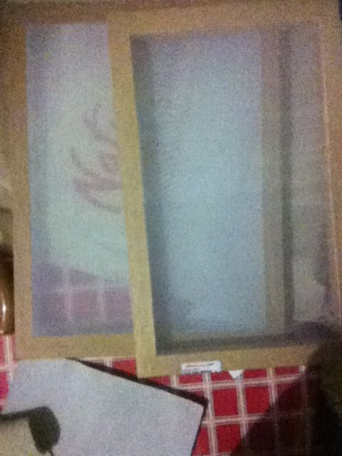 Silk screens for Aca