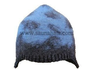 f36f7b05817 Sauna hat. Hand made 100% wool. by Saunahats on Etsy