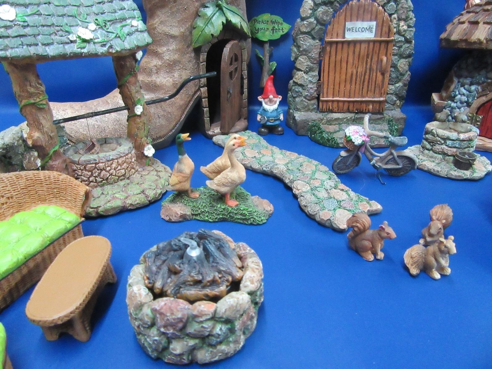 Miniature Garden Miniature Village Magical Fairy Garden Fairy Garden World NEW