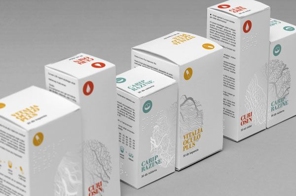 Favori 30+ Beautiful Examples of Medicine Packaging Designs For  WO45