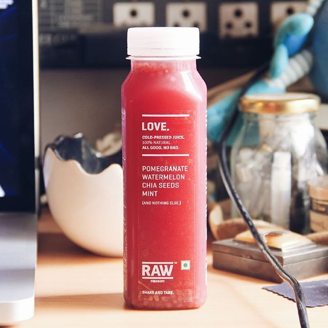 Morning is love juice