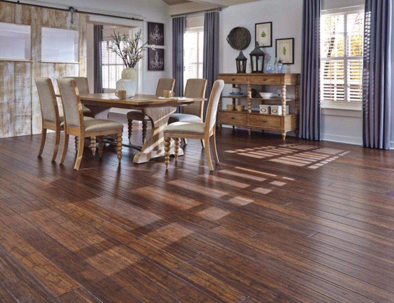 morningstar antique hazel bamboo flooring Flooring