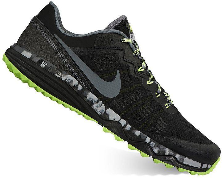 Hit the trails in these awesome men s Nike Dual Fusion Trail 2 running  shoes c62ffbf82