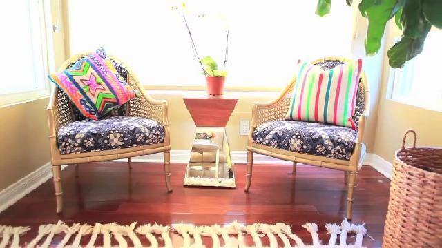 Missglamorazzi Ingrid Nilsen Home Makeover Part 1 Living Room
