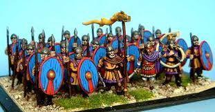 Risultati immagini per romans legions in britain