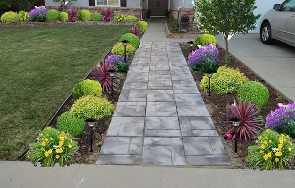 25 Cheap And Easy Spring Front Yard Landscaping Ideas That Will Amaze Garden Landscape Design Small Front Yard Landscaping Garden Design Layout Landscaping