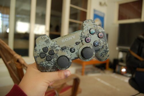 I think this is the perfect controller to play COD with, am I right?