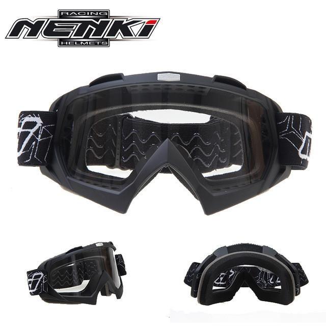 385183a572 NENKI Motocross Off-Road ATV MX Dirt Bike Downhill DH Eyewear Men Women Ski  Snowboard