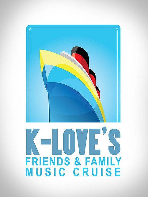 K Love Cruise Logo Family Music Couple Cruise Family Cruise