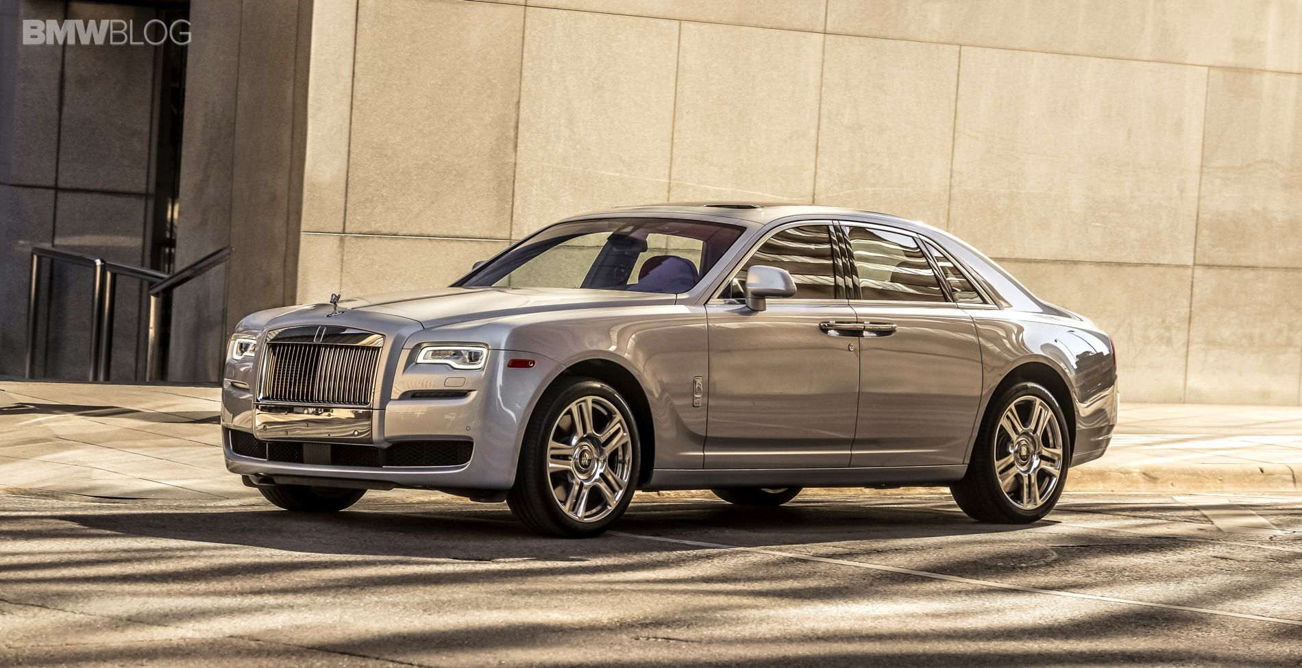 Photo of SPIED: 2021 Rolls-Royce Ghost shows up once again, reveals new dashboard