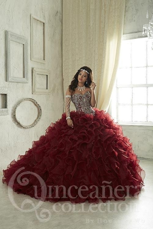6d70ac620 Quinceanera Collection 26833 in 2019