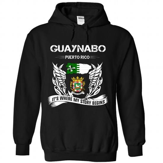 GUAYNABO - Its where my story begin! - #workout shirt #floral shirt. ACT QUICKLY => https://www.sunfrog.com/No-Category/GUAYNABO--It-Black-Hoodie.html?68278