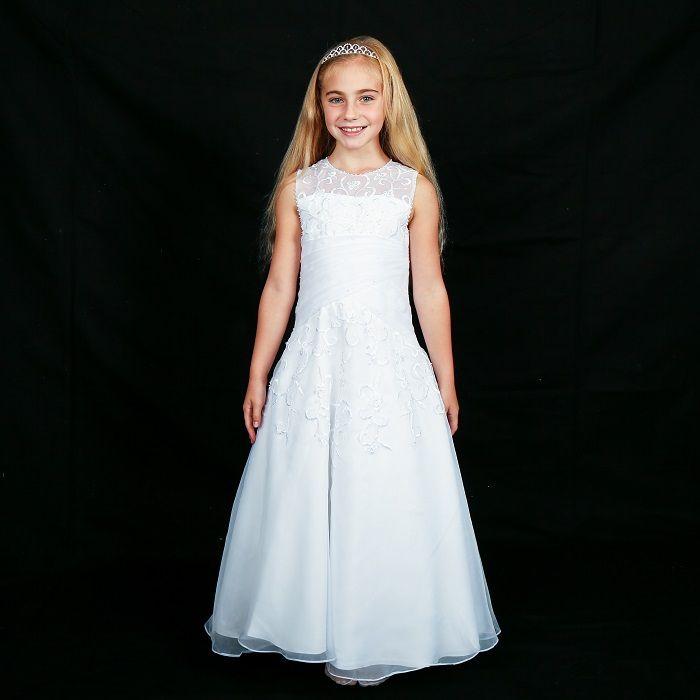 Simply Perfect - GRACE Communion Dress