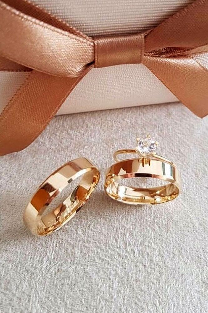 24 Rose Gold Engagement Rings By Famous Jewelers