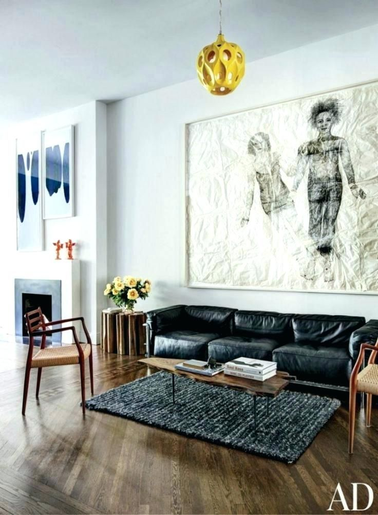 Modern Black Leather Sofa Design Ideas Photographs New Black Leather Sofa Design Ideas And Black C Black Couch Decor Leather Living Room Furniture Couch Decor