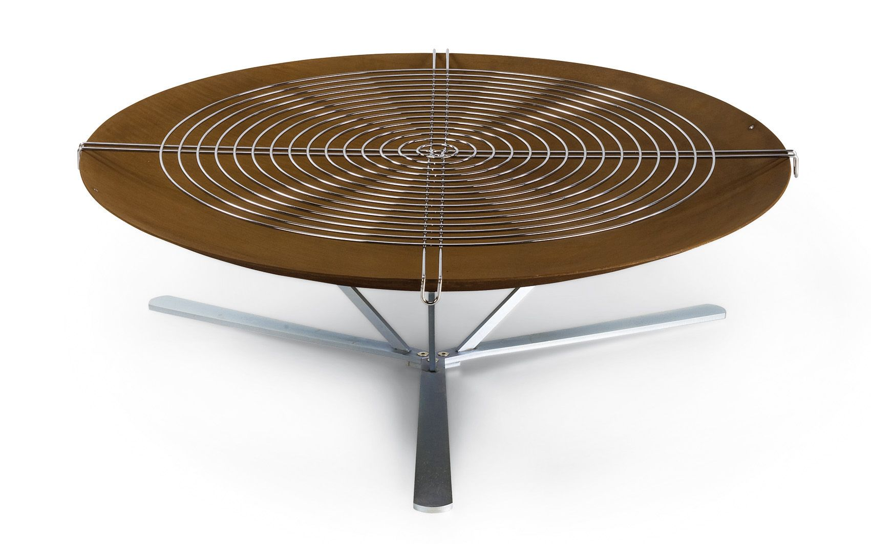 discolo firepit, designed by ivano losa for ak47 - italy. discolo, Gartenbeit