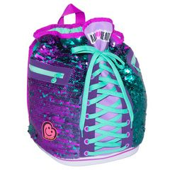 Plumtastic Sequin Sneaker Backpack #alliwantforchristmas # ...