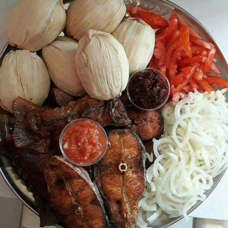 Dokounou p te de mais togo recettes de cuisine - Cuisine thailandaise recette ...