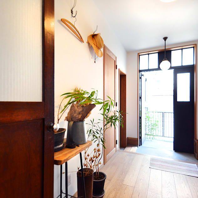 風水運気の上がる玄関マットは Homify 模様替え 玄関マット 風水 風水