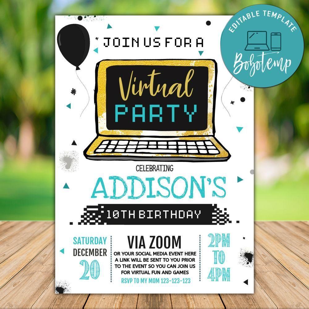 Pin on Create your own custom Birthday