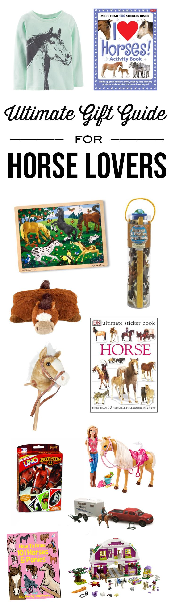 The Ultimate Gift Guide For Horse Lovers Simple As That