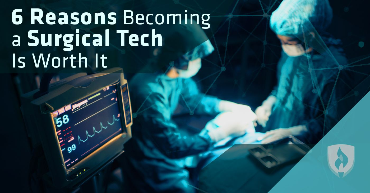Think you want to a surgicaltech? Here's