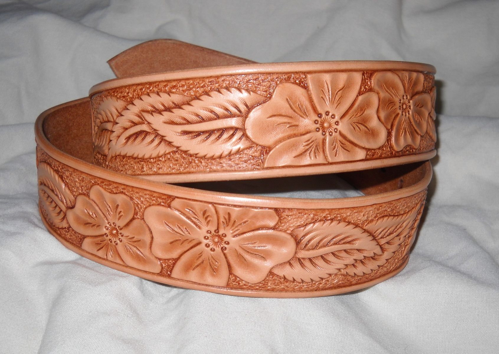custom tooled leather belt products i