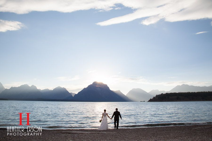 Jackson Hole Wedding Photographer - Heather Erson - Jackson Hole Wedding Photography