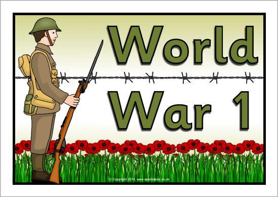Image result for world war I clipart images