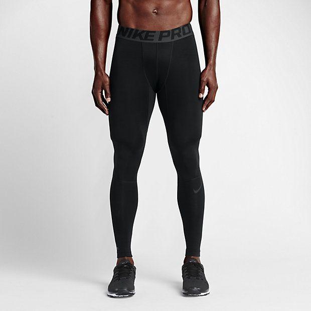 Nike Men/'s Pro Hyperwarm Dri-Fit Compression Tights 2XL