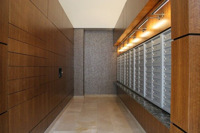 Concierge Package Lockers For Condos And Apartments Condo Design Apartment Entrance Mail Room