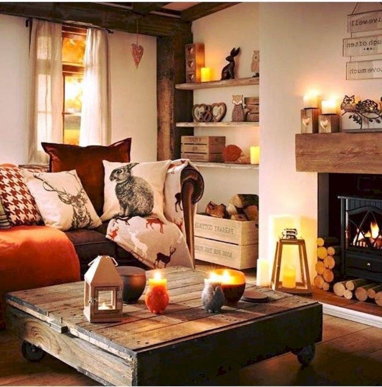 70+ Awesome Living Room Decor Ideas images