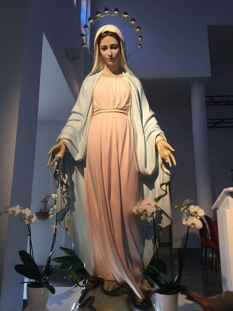 6a597a96e1d Our Blessed Lady of Medjugorje Mary Jesus Mother